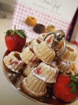 Erdbeer-Amaretto-Gugl