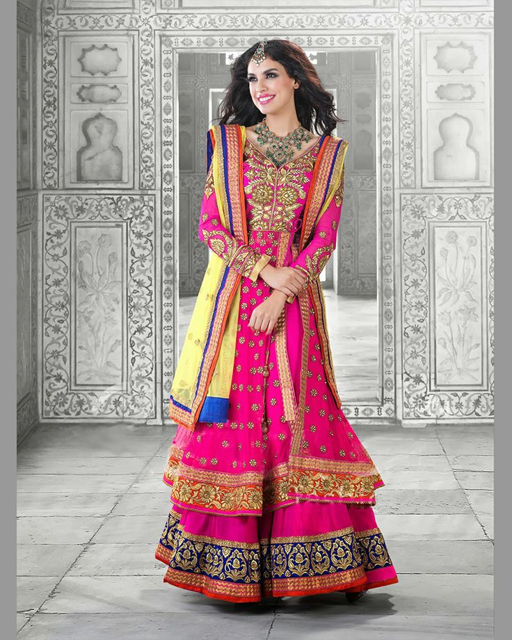 Everyone Will Admire You When You Wear This Clad To Elegant Affairs. This Pink Chiffon, Faux Georgette & Net Lehnga Choli Is Adding The Gorgeous Glamorous Showing The Sense Of Cute And Graceful. This Lovely Attire Is Looking Extra Beautiful With Embelishment Of Cord Work, Lace, Patch Work, Resham & Stones Work.