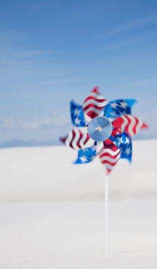 工夫して色んな写真を撮ってみたい。ホワイトサンズ国定公園。