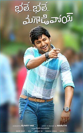 Home u203a Forums u203a Full Movies u203a Bhale Bhale Magadivoy Torrent u2013 2015 Telugu Movie u2013 Free Download Tagged:u00a0Bhale Bhale Magadivoy Torrent, Bhale Bhale Magadivoy To...