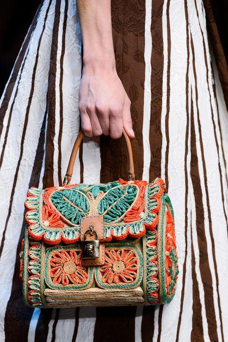 A Dolce and Gabanna bag