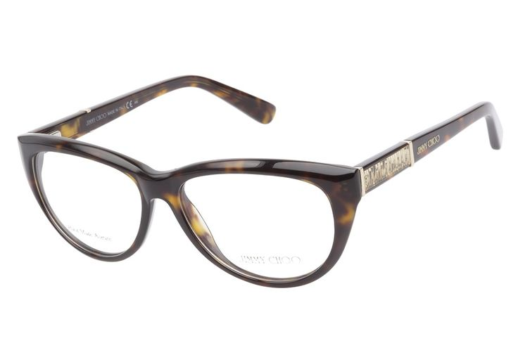 Jimmy Choo Eyeglass Frames With Rhinestones : 17 Best images about Glasses on Pinterest Tom ford ...