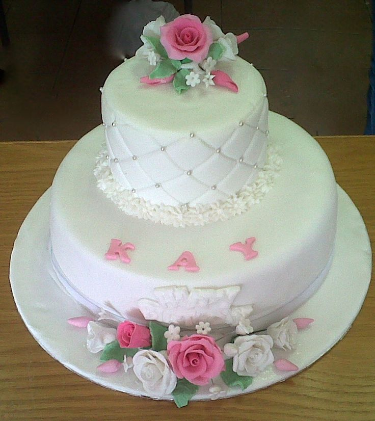Birthday cake for Kay!