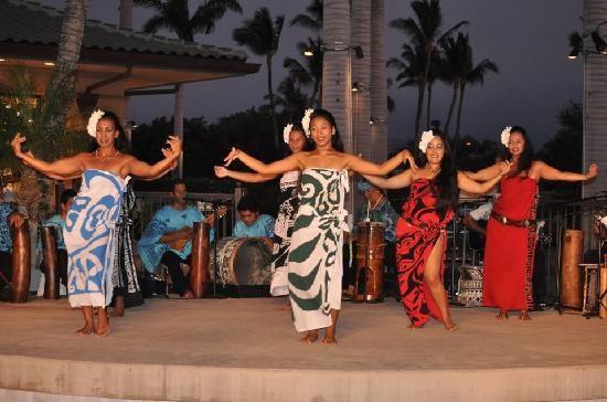Hawaii Hula Show - Te 'E'a O Te Turama Hula Halau