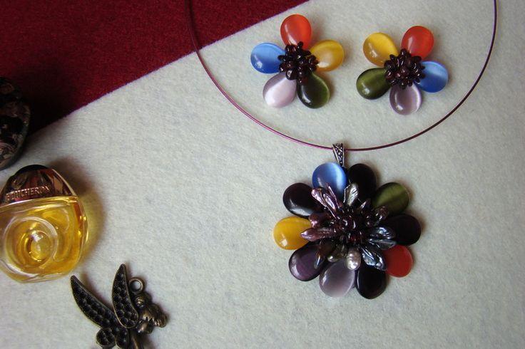 """""""Flori de piatră-Bijoux""""-bijuterii artizanale marca Didina Sava - Pagina 2"""
