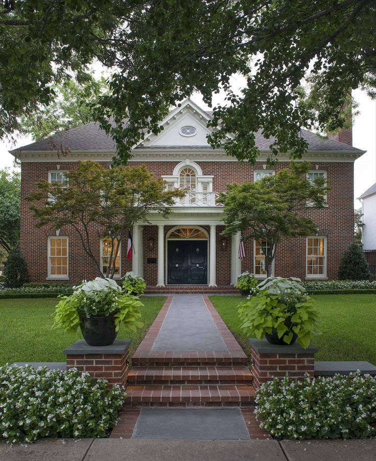 154 Best Colonial Homes Decorating 3 Images On Pinterest: 25+ Best Ideas About Colonial Exterior On Pinterest
