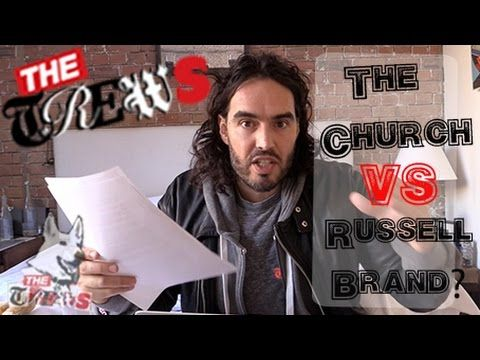 The Church Vs Russell Brand's Sex Appeal? Russell Brand The Trews (E259) - YouTube