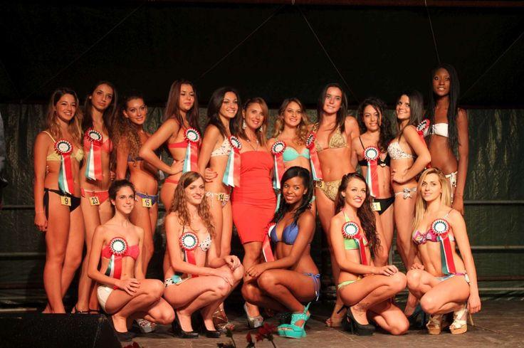 Miss Toscana Celebration 2013