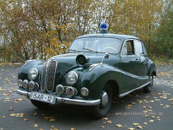 BMW 501 - Isar 12 - 1962