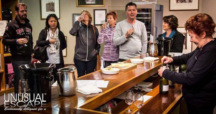 De Bortoli Wine Tasting Yarra Valley