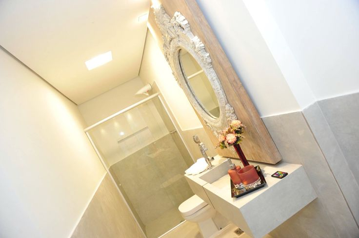 L'única - Sala da Noiva - Banheiro!