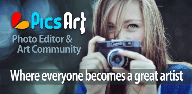PicsArt Photo Studio Beta v5.25.1FULL