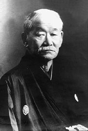 Kanō Jigorō (嘉納 治五郎?, 28 October 1860 – 4 May 1938) was the founder of judo. Judo was the first Japanese martial art to gain widespread international recognition, and the first to become an official Olympic sport. Pedagogical innovations attributed to Kanō include the use of black and white belts, and the introduction of dan ranking to show the relative ranking between members of a martial art style.