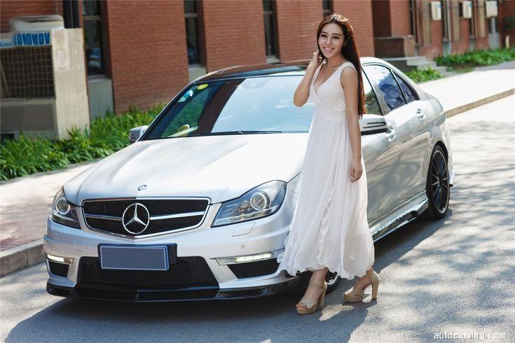 Mercedes-Benz C-Class C63 AMG Edition 507 6.2L AT (2014)