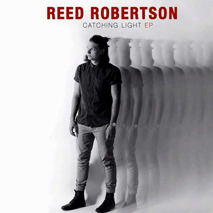 Reed Robertson's Catching Light EP Available on iTunes and Spotify