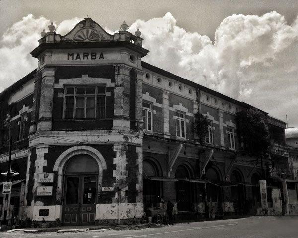 kota lama di semarang #semarang #semarangkota #kotalama #oldcity #blackandwhite #monochrome #antique #picture #blogger #blog