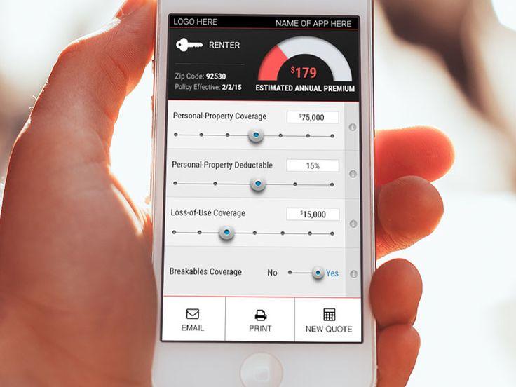Earthquake Calculator Mobile Website