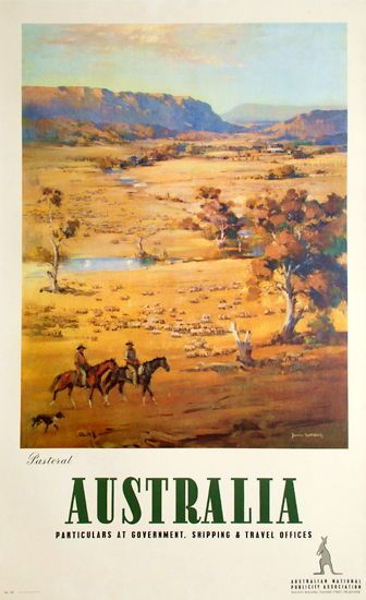 James Northfield: Pastoral Australia