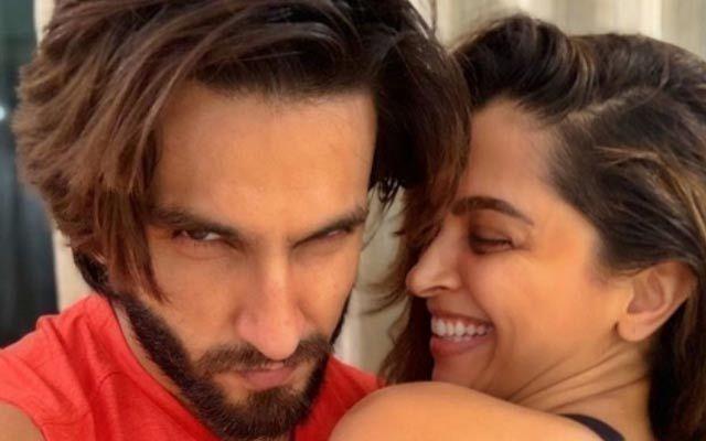 Deepika To Ranveer You Re A Snack Bollywood Couple Ranveer Singh And Deepika Padukone Have Upped The Pda Quo In 2020 Ranveer Singh Deepika Padukone Bollywood Couples