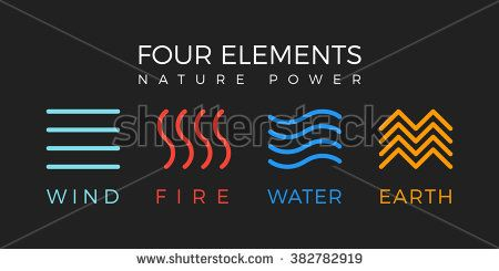 Earth Wind Fire Water Stock Photos, Images, & Pictures | Shutterstock