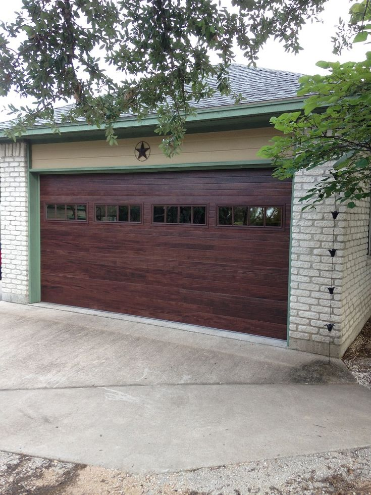 CHI Garage Door Installation Austin TX
