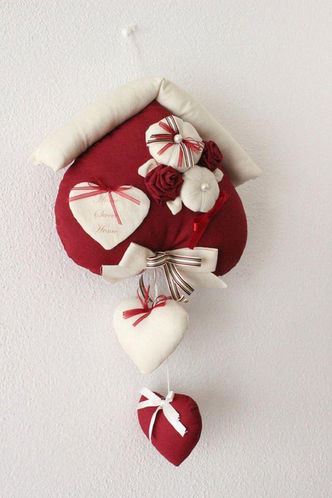 Dietroporta cuore on blomming.com #home #love #heart #sanvalentine #sanvalentino