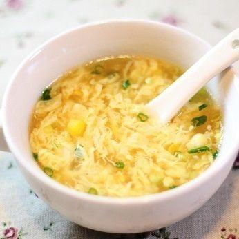 コーンと卵の中華スープ by マイティさん | レシピブログ - 料理ブログ ...