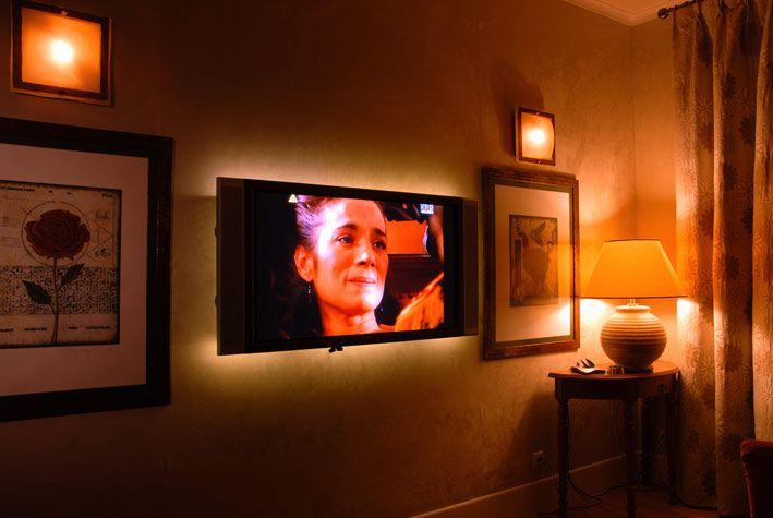 Diodowe podświetlenie TV
