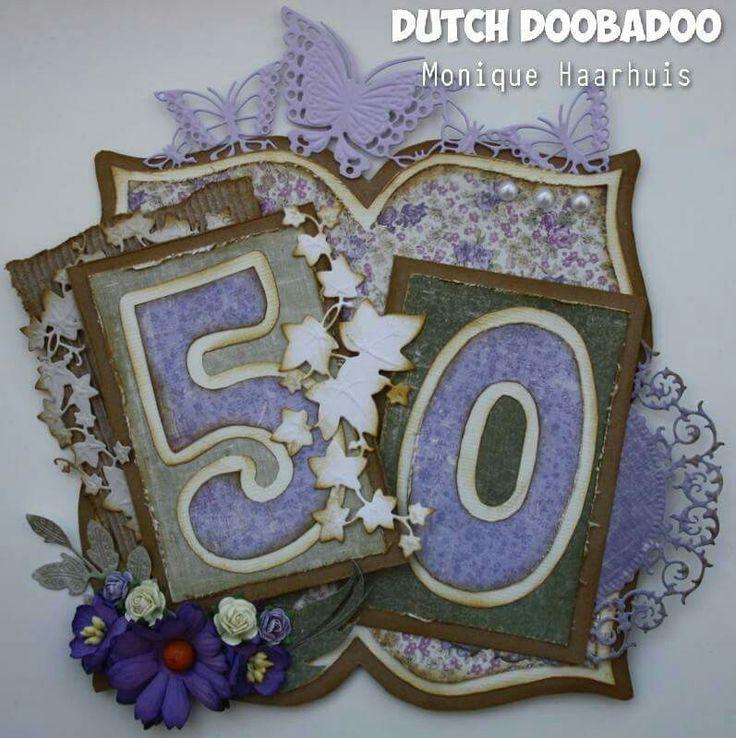 Dutch Doobadoo stencil art