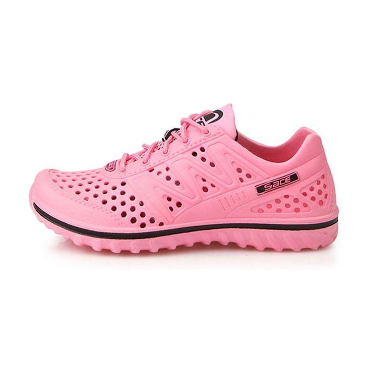 New Water Sports Aqua Summer Beach Casual Womens Shoes Sandals Pink