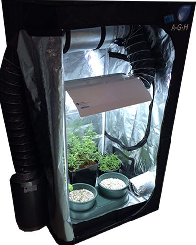 Awesome air cooled super silenced ALPHA pack :) Get one quick! http://agradehydroponics.com/collections/a-grade-grow-rooms/products/the-alpha-premium-pack
