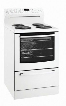 Westinghouse 60cm Electric Oven with Coil Hob Barrell's $1279