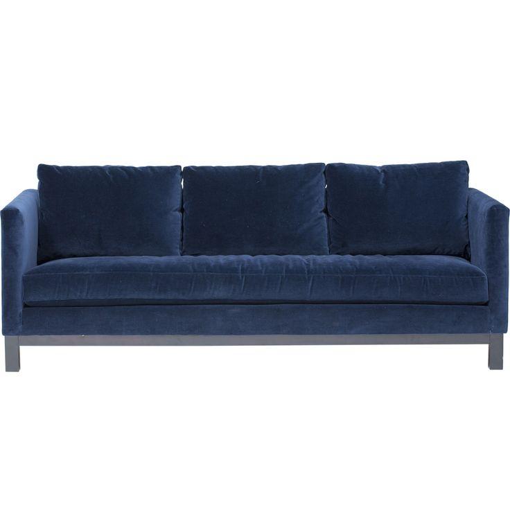 Farrell Sofa Vance Indigo Sofa Furniture Living Rooms