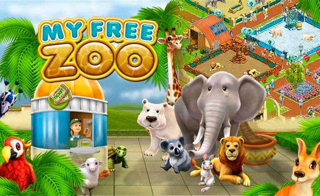 My Free Zoo   El desarrollo gradual del Zoológico se logra mediante la compra de nuevas especies y la construcción de nuevas instalaciones.