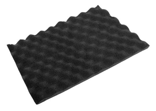 Sound Absorber & Heat Insulator & Vibration Absorber About: The formed surface of this material is specifically designed to maximize sound and vibration absorption; Composition: Formed bitumen saturated polyurethane foam; Suitable for: Doors, Roof, Plastic panels inside the passenger compartment. Packaging: STP BIPLAST 10C Premium – 4 sheets * 0.75m * 1m (3 m²) #stpdistribution #standartplast #soundproofing #car #comfort #insulation