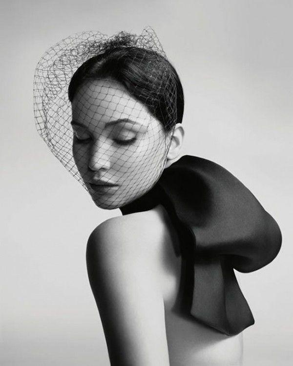 Jennifer Lawrence for Miss Dior.