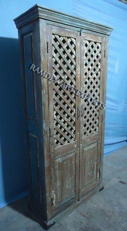 Indian Old Door Almirah