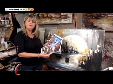 Fusión Crear 27-05-2016 GABRIELA MENSAQUE - YouTube