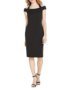 LAUREN RALPH LAUREN OFF-THE-SHOULDER DRESS Lauren Ralph Lauren Off-The-