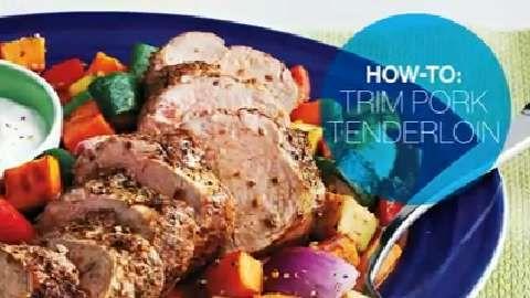 Canadian living recipes for pork tenderloin