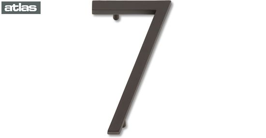 Atlas Homewares AVN7 Functional Hardware Avalon Collection, Aged Bronze