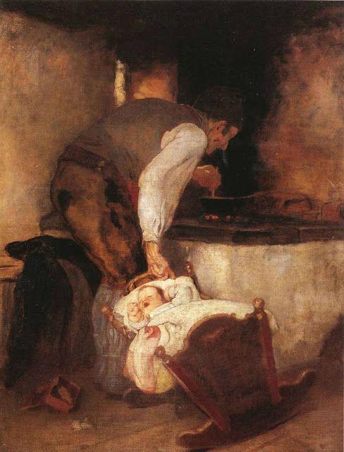 Παπαους και εγγονος - Νικολαος Γυζης