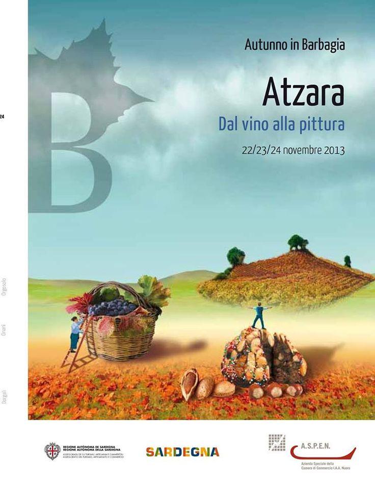 AUTUNNO IN BARBAGIA 2013 – ATZARA – 22-23-24 NOVEMBRE 2013