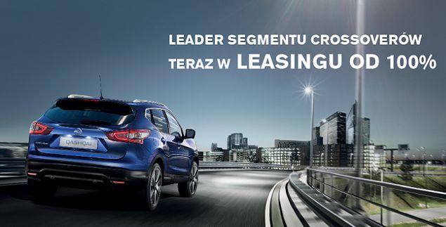 Kredyty, leasingi, ubezpieczenia - Nissan Finance