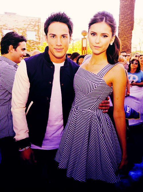 Nina dobrev and michael trevino dating. Nina dobrev and michael trevino dating.