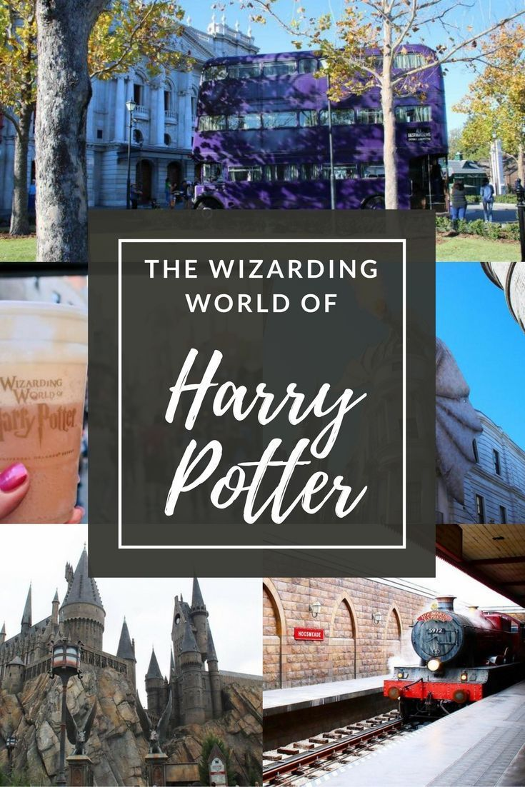 Experience the Wizarding World of Harry Potter in Orlando Florida through my photo collection at Universal Studios and Islands of Adventure.
