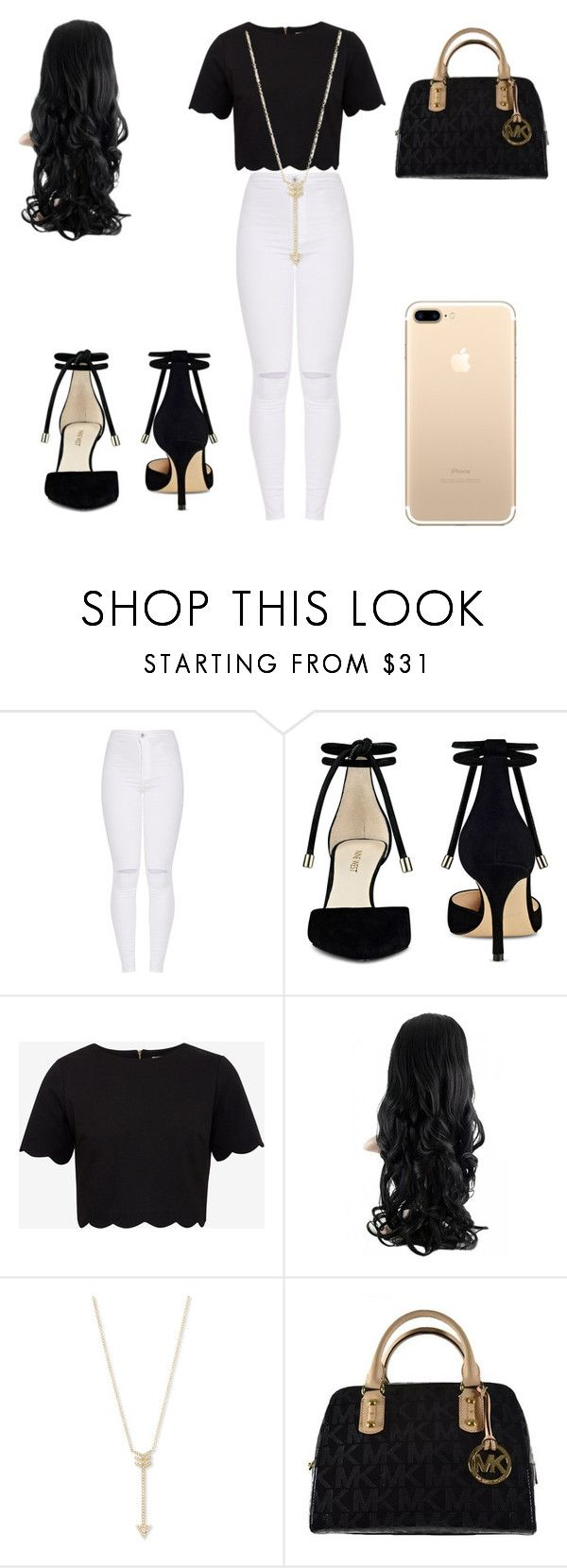 """Untitled #28"" by gilagirl ❤ liked on Polyvore featuring Nine West, Ted Baker, EF Collection and Michael Kors"
