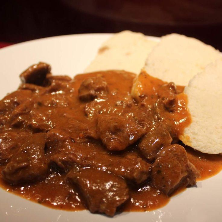 Recept Taťkův guláš od Jarki - Recept z kategorie Hlavní jídla - maso