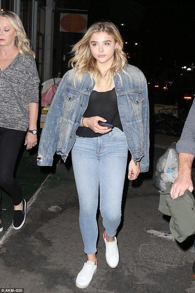 Chloe Moretz departs LA after Brooklyn Beckham tweets his missing her