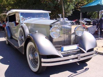 .1930 Rolls Royce Phantom II 25EX Dual Cowl Phaeton